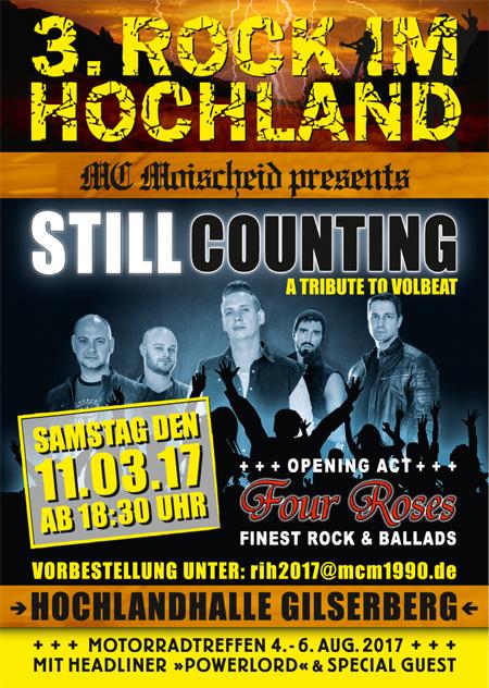 3. Rock im Hochland