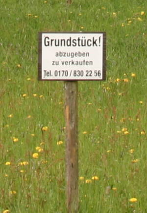 Bauplätze im Gilserberger Hochland