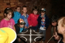 Ausflug der Schulanfänger-Kinder der Kindertagesstätte Hochlandstrolche